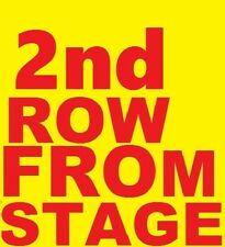 1 2 3 or 4 FRONT PIT VIP PACKAGES Foo Fighters tickets 9/25 Phoenix AZ Ak Chin