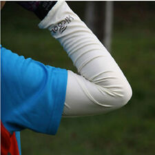 Sport Stretch Cooling Arm Sleeves Driving Cycling Sun Protection Golf Basketball