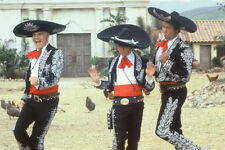 Martin Short, Steve Martin, Chevy Chase dancing Three Amigos! 11x17 Mini Poster
