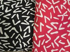 """45"""" 100% Cotton Organic Print Fabric: quilting, sewing, crafting, by the yard"""