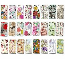 NEW PRETTY FLOWER FLORAL SHABBY CHIC VINTAGE HARD CASE COVER FOR IPHONE 4 4S