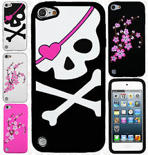 For iPod Touch 6 6th Gen Rubber SILICONE Soft Gel Skin Case Cover Accessory