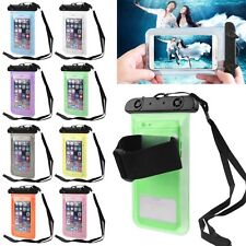 Waterproof Bag Underwater Dry Case Cover Aramband For iPhone Cell Phone Samsung