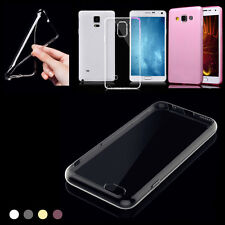 Vogue Soft TPU Case Cover For Apple Samsung Galaxy Note Edge /Note 3/A3/S3 S4/S6