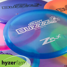 Discraft Z FLX BUZZZ *pick your weight and color* disc golf midrange Hyzer Farm