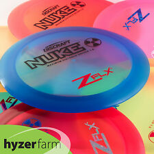 Discraft Z FLX NUKE  *pick your weight and color* disc golf driver Hyzer Farm