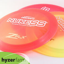 Discraft Z FLX NUKE SS *pick a color and weight* Hyzer Farm disc golf driver