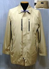$195 TUMI トゥミ Pack-A-Way L Windbreaker Jacket Rain Coat TAN Men Father Gift