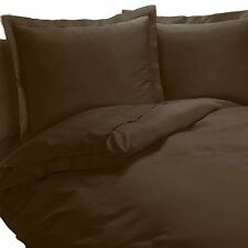 Taupe Easy Care and Wrinkle Free 650Threadcount Cotton Duvet Cover Sets