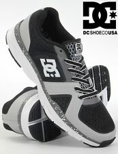 DC SHOES mens UNILITE TRAINERS RUNNING training BLACK KBA motocross FITNESS NEW