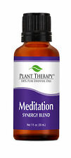 Meditation Synergy Essential Oil Blend 100% Pure, Therapeutic