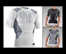 Under Armour Men's MPZ 5-Padded Armour Compression Football Shirt 2XL, 3XL NWT