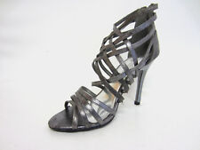 Spot On  Ladies Strappy Gladiator Shoes F1504 Sizes UK 3 X 8  (R4A)
