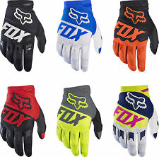 2017 Fox Racing Youth Dirtpaw Race Gloves - Offroad MX ATV Dirtbike