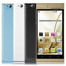 "Unlocked 5"" Android Cell Phone Dual Core 3G GSM 2SIM Smartphone IPS GPS WIFI NEW"