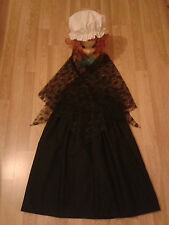 BK1 GIRLS FANCY DRESS COSTUME Victorian Edwardian Tudor Medieval Oliver Outfit