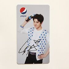 Infinite x Lotteria 2015 Pepsi Music Pack Limited Sungjong Photocard Collection1