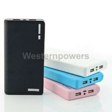 30000mah Battery USB Power Bank External Charger For iPhone Samsung LG HTC GoPro