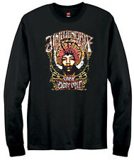 Jimi Hendrix Halo Men's Long Sleeve T-Shirt