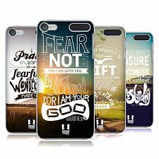 HEAD CASE DESIGNS CHRISTIAN SNAPSHOT HARD BACK CASE FOR APPLE iPOD TOUCH MP3