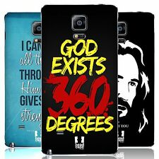 HEAD CASE DESIGNS CHRISTIAN INSPIRED BATTERY COVER FOR SAMSUNG PHONES 1