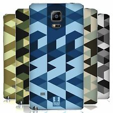 HEAD CASE DESIGNS GEOMETRIC CAMO REPLACEMENT BATTERY COVER FOR SAMSUNG PHONES 1