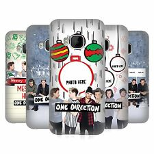 CUSTOM PERSONALISED ONE DIRECTION 1D CHRISTMAS HARD CASE FOR HTC PHONES 1
