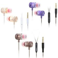FONSON For Samsung Galaxy In-ear Control Earbud Earphone Headset Headphones W8UD