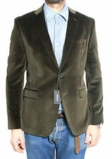 PAOLONI men's jacket velvet smooth 100% cotone made in Italy