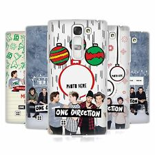 CUSTOM PERSONALIZED ONE DIRECTION 1D CHRISTMAS HARD CASE FOR LG PHONES 2