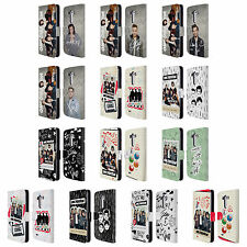 OFFICIAL ONE DIRECTION MADE IN THE A.M. LEATHER BOOK WALLET CASE FOR LG PHONES 1