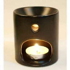 Straight Body Ceramic Essential Oil Burner Ceramic Candle Holder Candle Burner