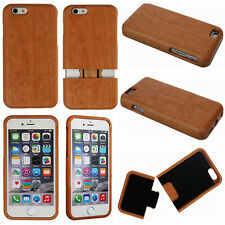 For Latest Mobile Phones New Luxury Handmade Natural Wood Hard Back Case Cover