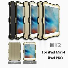 LOVE MEI MK2 Shockproof Aluminum Metal Cover Case For iPad mini 4 iPad Pro