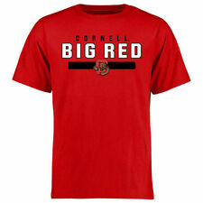 Cornell Big Red Team Strong T-Shirt - Red - College