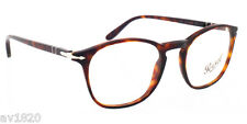 NEW PERSOL GENUINE SUPREMA FRAME PO3007V HAVANA BLACK 2 SIZES HAND MADE IN ITALY