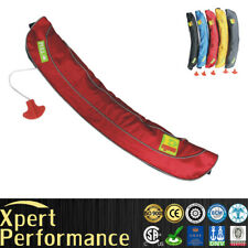 TopQuality Inflatable Life Jacket Belt SUP Survival Vest PFD Classic Auto/Manual