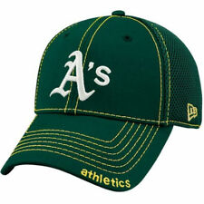 New Era Oakland Athletics Green Neo 39THIRTY Stretch Fit Hat - MLB