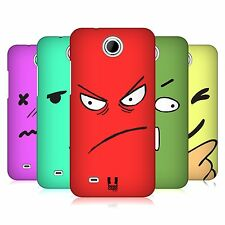 HEAD CASE DESIGNS EMOTICON KAWAII EDITION HARD BACK CASE FOR HTC PHONES 3