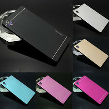 Luxury Motomo Metal Aluminum Brushed Hard Skin Case Cover For Sony Xperia Series