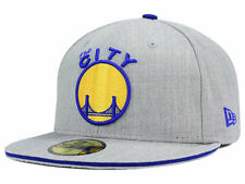 Official NBA Golden State Warriors New Era 59FIFTY Hardwood Classics Fitted Hat