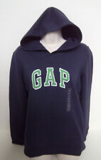 GAP Women's Navy Blue Logo Hoodie Sweatshirt Sizes XS,L NWT