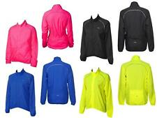 More Mile Ladies Running Wind Jacket Cycling Water Resistant Womens Rain Coat