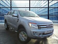 2015 Ford Ranger Double Cab LIMITED 2, 2.2 TDCI 150ps 4x4 with Sat Nav, Reversei