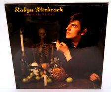 sealed ROBYN HITCHCOCK Groovy Decay LP 80s German Press on Albion/Line SOFT BOYS