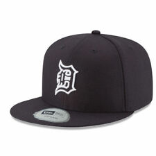 Youth New Era Navy Detroit Tigers Home Diamond Era 59FIFTY Fitted Hat - MLB