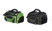 """Champion - Construction Duffel Bag, Sports Duffle, 22"""", convertible to backpack"""
