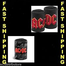 NEW ACDC Stubby Can Holder Keep Your Cans Cooler U-Pick from 2 AC/DC designs