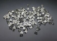 Silver Butterfly Earring Backs - Various Quantities - Perfect Replacement Spares