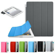 New Arrived Ultra Thin Magnetic Leather Smart Cover Case for Apple iPad 2 3 4